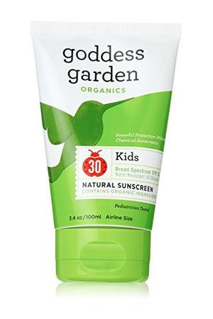 Goddess Garden Kids SPF 30 原色 Sunscreen #Lotion