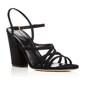 Sergio Rossi 女士凉鞋 #Black