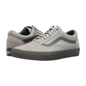 万斯 Old Skool #C D HighRisePewter #(C&D) High-Rise/Pewter