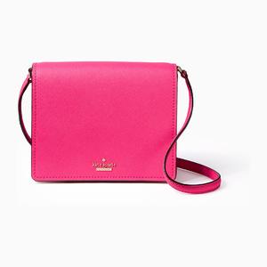 凯特·丝蓓(Kate Spade) 女士单肩包 #Pink confetti