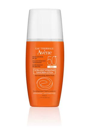 雅漾(Avène) AveneAvene UltraLight Hydrating Sunscreen Lotion Face SPF 50