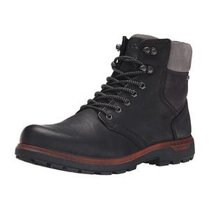 爱步 Men's Whistler GTX男士短靴 #Black