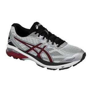 亚瑟士(Asics) 跑鞋 #Glacier Gray/Pomegranate/Black