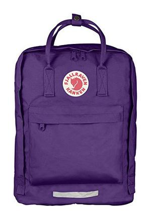 北极狐(Fjallraven) Kanken大号双肩包 #Purple
