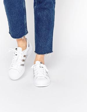 阿迪达斯(Adidas) 女士休闲鞋 #White