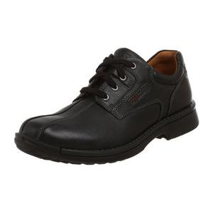 爱步 男士运动鞋 #Black