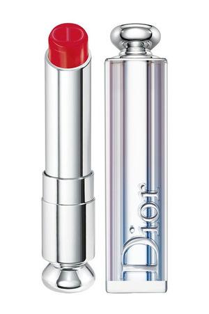 迪奥(Dior) 【16年秋季新色号】瘾诱超模唇膏 #951樱桃红色  唇膏叠加几次显色更深 但不会像哑光唇膏般那么显色 #951 Too Much