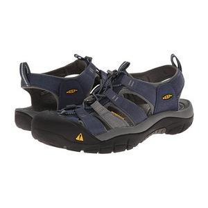 科恩 男士凉鞋 #Midnight Navy/Neutral Gray