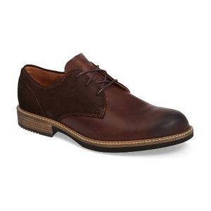 爱步 男士皮鞋 #Mink/ Mocha Leather