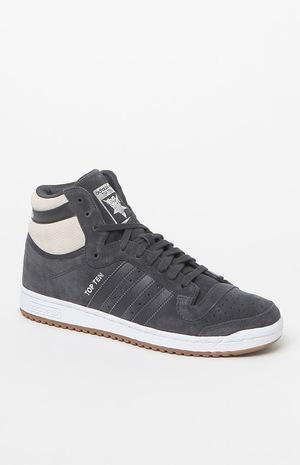 阿迪达斯(Adidas) 高帮鞋 #GREY/BROWN