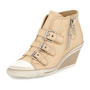 艾熙(ASH) 女士休闲鞋 #CLAY