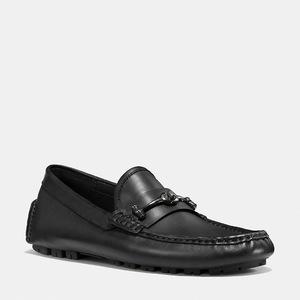 蔻驰(Coach) Crosby男鞋 #BLACK