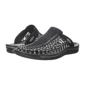 科恩 男士凉鞋 #Black/Gargoyle