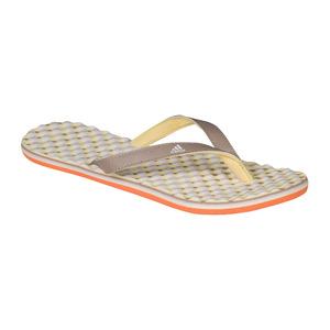 阿迪达斯(Adidas) Eezay Dots  Womens #Vapour GreyWhiteEasy 黄色  Width  B  中号 #Vapour Grey/White/Easy Yellow | Width - B - Medium