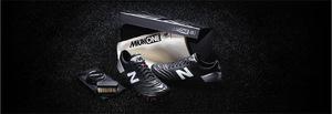 新百伦(New Balance) 足球鞋 #Black with White