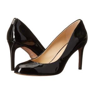 蔻驰(Coach) 女士高跟鞋 #Black Patent