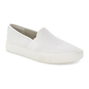 文斯 Blair 5 一脚蹬运动鞋女士 #白色 #White
