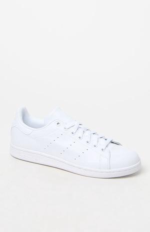 阿迪达斯(Adidas) 低帮鞋 #WHITE/WHITE