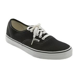 万斯(Vans) Authentic Sneaker (Men)-黑色 #Black
