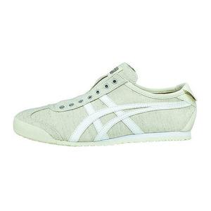 亚瑟士(Asics) 男士休闲鞋 #Off White/White