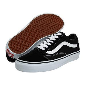 万斯 女士休闲鞋 #Black