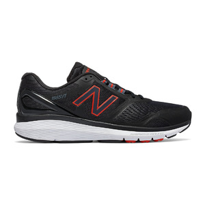 新百伦(New Balance) New Balance 1865 #黑色 + 红色 #Black with Red