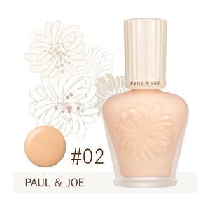 【自带防晒效果 质感细腻而且润色效果很好】PAUL&JOE PJ搪瓷高效保湿妆前隔离霜 30ml #02 自然色