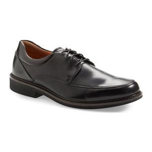 爱步 男士休闲牛津鞋 #Black