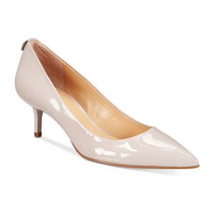 迈克高仕(Michael Kors) MICHAEL  MK Flex Kitten Heel 高跟鞋 #Cement
