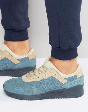 亚瑟士(Asics) 男士板鞋 #Blue