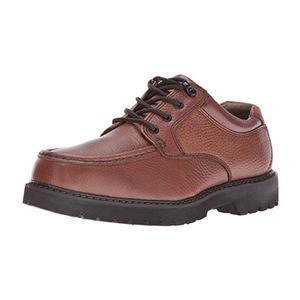 道格斯(Dockers) 男式Glacier黄褐色牛津休闲皮鞋 #Dark Tan
