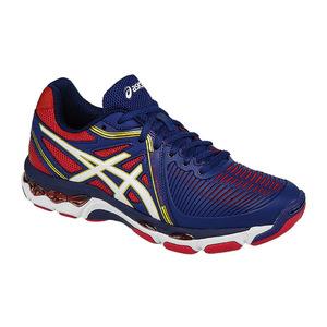 亚瑟士(Asics) 跑步鞋 #Estate Blue/White/True Red