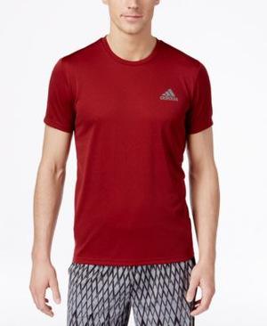 阿迪达斯(Adidas) adidas Essential Tech Tshirt #赤褐 #Maroon