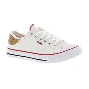李维斯(Levi's) LevisWomens Stan Buck Walking Shoe #白色 #White
