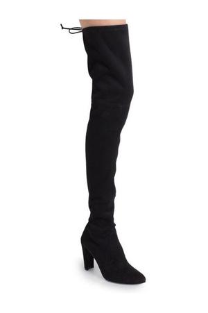 斯图尔特·韦茨曼(Stuart Weitzman) 女士过膝长靴 #Black