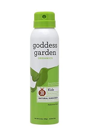 Goddess Garden Organics  Kids Continuous Spray Sunscreen