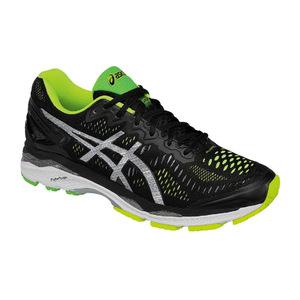 亚瑟士(Asics) 跑鞋 #Black/Silver/Safety Yellow