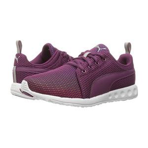 彪马(PUMA) Carson Prism #洋红 Purple 银色 #Magenta Purple/Puma Silver