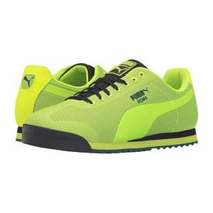 彪马(PUMA) 男士运动鞋 #Safety Yellow/Puma Black/Ponderosa Pine