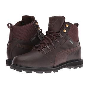 彪马(PUMA) Tatau Fur Boot GTX #巧克力色棕色巧克力色棕色 #Chocolate Brown/Chocolate Brown