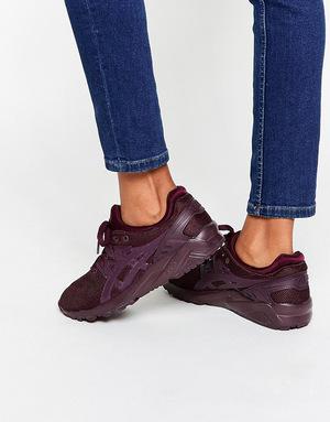 亚瑟士(Asics) 女士休闲鞋 #Rioja red 5252