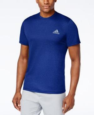 阿迪达斯(Adidas) adidas Essential Tech Tshirt #品蓝 #Royal
