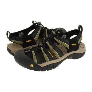 科恩 男士凉鞋 #Black/Stone Gray