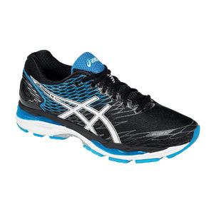 亚瑟士(Asics) 跑鞋 #Black/White/Island Blue