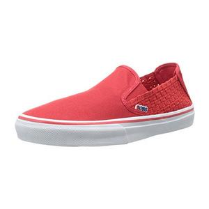 斯凯奇 女士休闲鞋 #Red