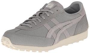 鬼冢虎(Onitsuka Tiger) 男士休闲鞋 #Grey/Grey