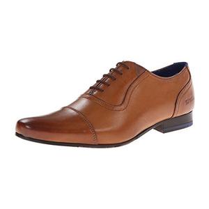 泰德贝克(Ted Baker) 男士牛津鞋 #Tan Leather