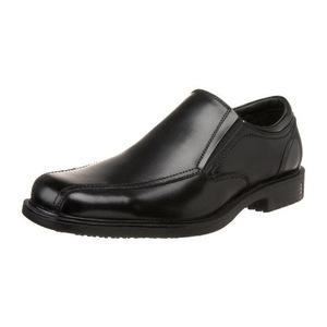 道格斯(Dockers) 男式Society黑色无鞋带皮鞋 #Black