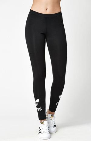 阿迪达斯(Adidas) 休闲裤 #BLACK