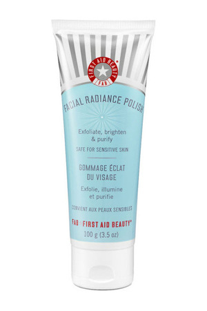 First Aid Beauty /FAB急救美人去角质膏100g 深层清洁去死皮